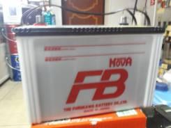 FB Super Nova. 80 А.ч., левое крепление, производство Япония