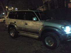 Toyota Land Cruiser Prado. автомат, 4wd, 3.0, дизель