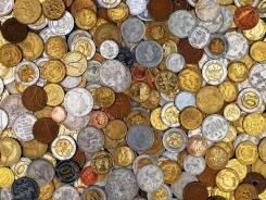 Монеты, банкноты в любом состоянии