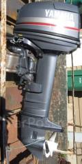 Yamaha. 25,00л.с., 2-тактный, бензиновый, нога L (508 мм), Год: 2010 год