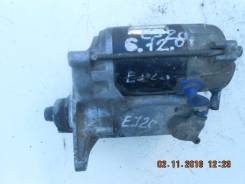 Стартер. Subaru Legacy Двигатель EJ20