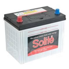 Solite. 95 А.ч., правое крепление, производство Корея