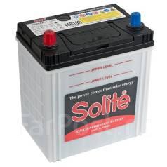 Solite. 44 А.ч., правое крепление, производство Корея