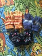 Перчатки. Рост: 98-104, 104-110 см