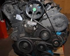Двигатель. Hyundai Santa Fe