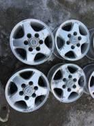 Nissan. 6.0x15, 6x139.70, ET35, ЦО 110,0мм.