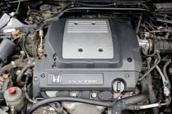 Двигатель в сборе. Honda Inspire, LA-UA4, UA4 Honda Saber, LA-UA4, UA4, LAUA4 Двигатель J25A