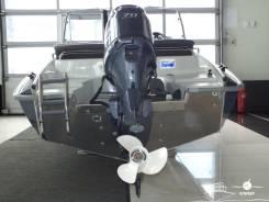 Silver Fox. Год: 2013 год, длина 4,85м., двигатель подвесной, 70,00л.с., бензин. Под заказ