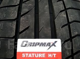Gripmax Stature H/T. Летние, 2016 год, без износа, 4 шт. Под заказ