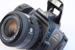 Фотоаппарат Minolta альфа 303 si super c kit объективом. 20 и более Мп, зум: 3х