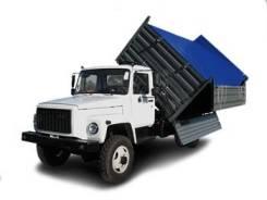 ГАЗ 3309. Самосвал газ-3309, 4 700 куб. см., 4 500 кг.