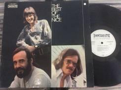 PROG! НАЙС / NICE - THE BEST OF THE NICE - DE LP 1971 Кит Эмерсон