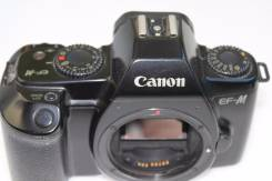 Фотоаппарат Canon EF-M без объектива. 20 и более Мп, зум: без зума
