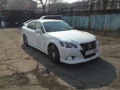 Обвес кузова аэродинамический. Toyota Crown, AWS210, AWS211, GRS210, GRS211, GRS214, GWS214