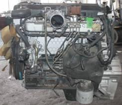 Двигатель в сборе. Isuzu Elf