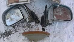 Зеркало заднего вида боковое. Toyota Hiace, KZH106G, KZH106W Двигатель 1KZTE