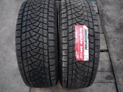 Bridgestone Blizzak DM-Z3. Зимние, шипованные, без износа, 2 шт