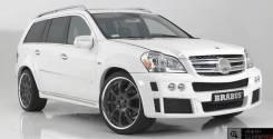Обвес кузова аэродинамический. Mercedes-Benz GL-Class, X164. Под заказ