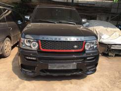 Обвес кузова аэродинамический. Land Rover Range Rover Sport, L494, L320 Двигатели: SI4, 448DT, 508PN, SDV6, LRV6, 508PS, 30DDTX, 368DT, 306DT, LRV8. П...