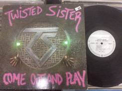 HARD! Твистед Систер / Twisted Sister - COME OUT AND PLAY - EU LP 1985