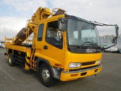 Isuzu Forward. Бурилка, 8 200 куб. см., 3 000 кг. Под заказ
