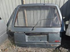 Дверь багажника. Nissan Vanette, KUJNC22, KUJC22, KUGNC22, KMJNC22