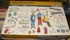 Сборная модель Truck accessories Italeri N 720