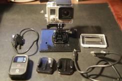 GoPro HERO3+. 20 и более Мп, с объективом