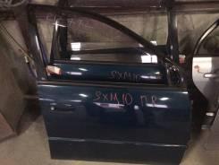 Дверь боковая. Toyota Ipsum, SXM10