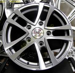 NZ Wheels SH645. 6.5x16, 5x139.70, ET40, ЦО 98,6 мм.
