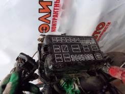 Блок предохранителей. Toyota Duet, M100A Двигатель EJVE