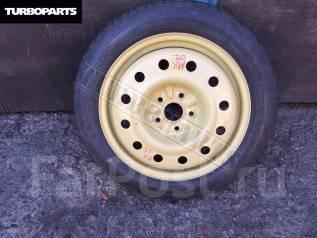 Колесо запасное. Toyota Crown, GRS180, GRS182, GRS181, GRS184, GRS183 Toyota Mark X, GRX120, GRX121, GRX125, GRS180, GRS181, GRS182, GRS183, GRS184 Дв...