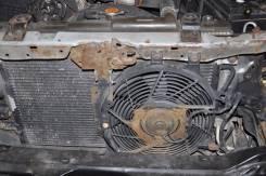 Вентилятор радиатора кондиционера. Mitsubishi Challenger, K99W, K97WG, K96W Mitsubishi Pajero Mitsubishi Montero Sport