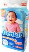 Genki. 6-11 кг 64 шт