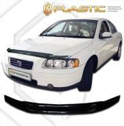 Дефлектор капота. Volvo S60, HV32, RH, RH59, RS, RS49, RS52, RS54, RS59, RS61, RS65, RS69, RS71, RS74, RS79, RS81 Двигатели: B5204T5, B5234T3, B5244S...