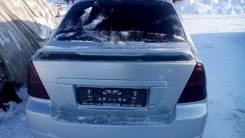 Крышка багажника. Suzuki Liana