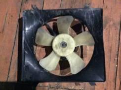 Вентилятор охлаждения радиатора. Suzuki Liana