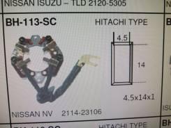 ЩЕТКОДЕРЖАТЕЛЬ СТАРТЕРА BH-113 -SC NISSAN 2114-23106