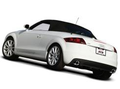 Выхлопная система. Audi TT, 8J3, 8J9