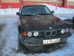 BMW. E32, M30B35