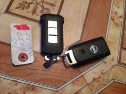 Ключ зажигания. Nissan DAYZ Roox Nissan DAYZ