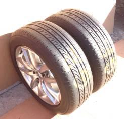 Bridgestone Regno GR-9000. Летние, износ: 5%, 2 шт