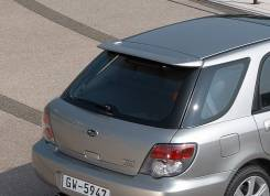Спойлер. Subaru Impreza, GG3, GGC, GG2, GGA