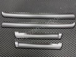 Накладка на дверь. Toyota Land Cruiser Prado, TRJ12, GDJ150W, GDJ151W, TRJ150, KDJ150L, GRJ150W, GRJ151W, TRJ150W, GDJ150L, GRJ151, GRJ150, GRJ150L