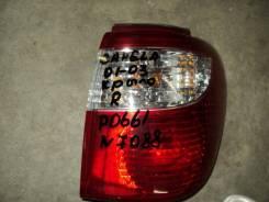Стоп-сигнал. Mazda Capella, GWFW, GW8W, GWER, GW5R, GWEW Двигатели: RF, FSZE, FSDE, FPDE, KLZE