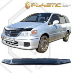 Дефлектор капота. Nissan Presage, HU30, NU30, MU30