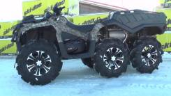 BRP Can-Am Outlander 1000. исправен, есть птс, без пробега