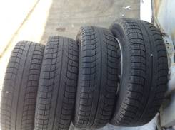 Michelin X-Ice Xi2. Зимние, без шипов, 2012 год, износ: 20%, 4 шт