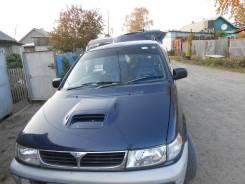 Mitsubishi Chariot. автомат, 4wd, 2.0 (94 л.с.), дизель, 120 000 тыс. км