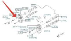 Сальник распредвала. Subaru Legacy, BHC, BPH, BR9, BP5, BL5, BP9, BM9, BH5, BL9, BE5, BH9, BE9 Subaru Forester, SG5, SH5, SF9, SG9, SH9 Subaru Impreza...